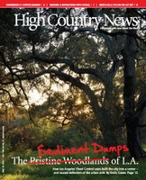 High Country News covert
