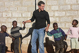 charity-mattdamon