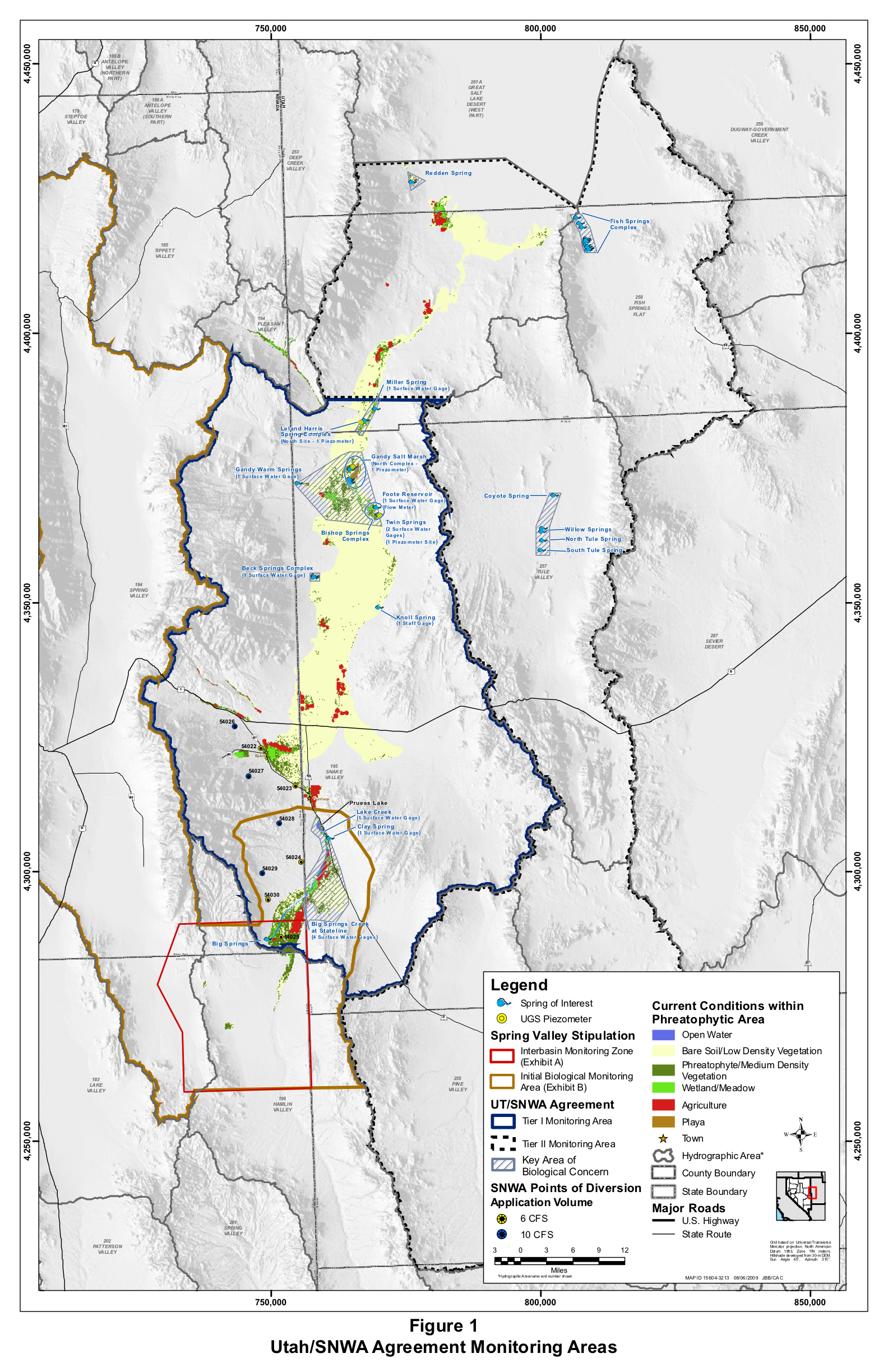 Will The Monitoring Of The Groundwater Pumping Proposed By Las Vegas In The Great Basin Safeguard The Targeted Valleys It Is Virtually Impossible Writes