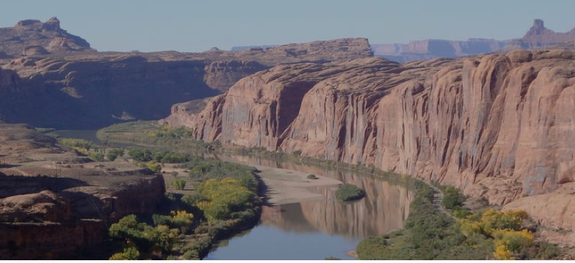 Upper Colorado River. USGS