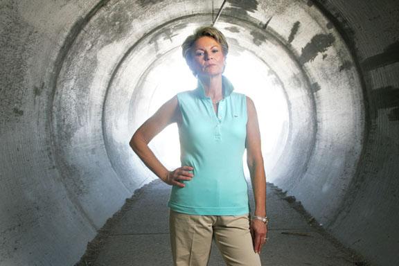 Patricia Mulroy. Photo: Sam Morris, Las Vegas Sun