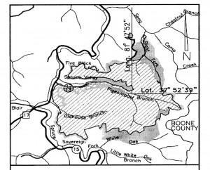 Spruce Mine. Image The Charleston Gazette